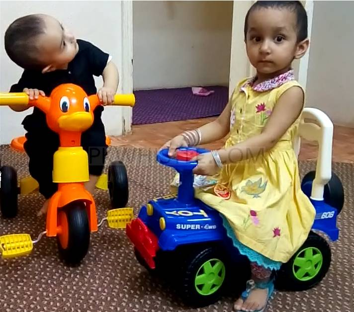 Baby car and tricycle for sale in Gujranwala