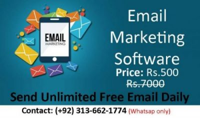 Email Marketing Software for Sale in Lowest Price