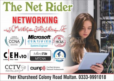 IT Professional Training in Multan