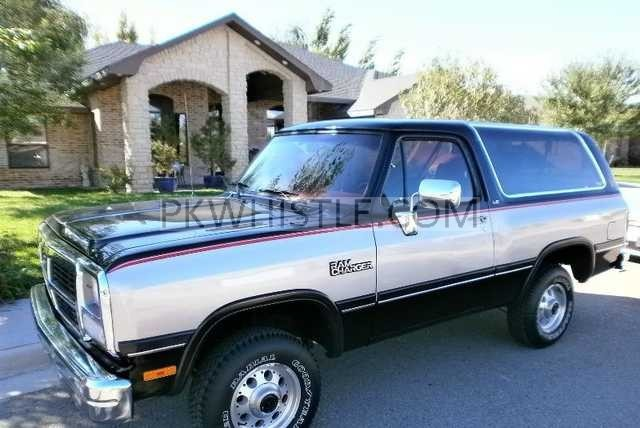 Dodge Ramcharger 1991 For Sale