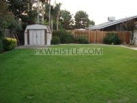 Single Family House For Sale Very Lush Well Maintained Landscape.