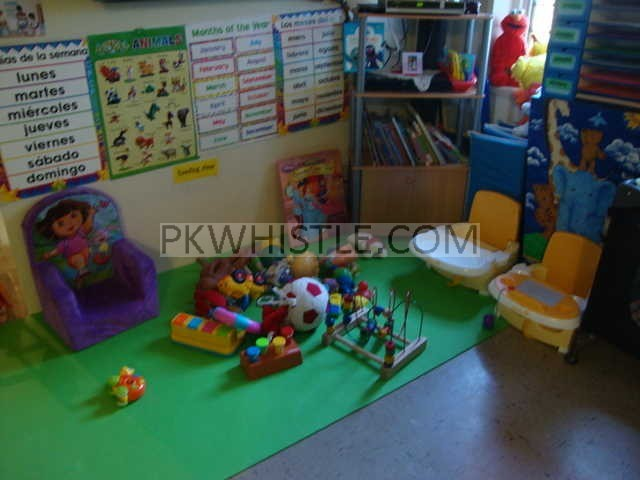 Day Care for children