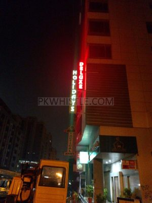 All kinds of Signage work, Advertising, printing and Marketing Services provided