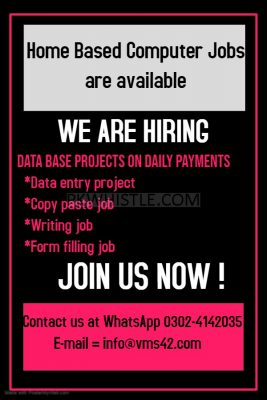 Online Jobs Available for males/females!