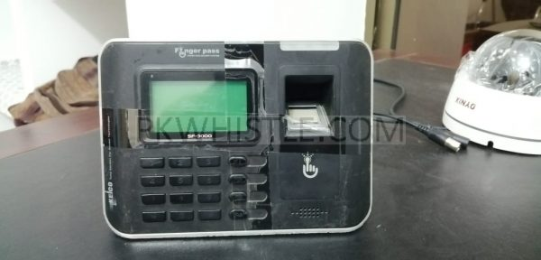 Used Time Attendance Machine for Sale in Pakistan