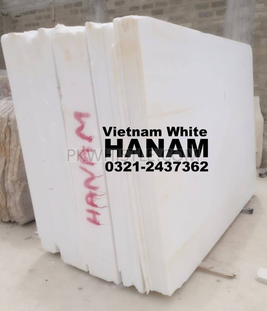 Imported White Marble in Pakistan